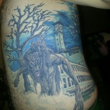 An image of Inked_Taurus