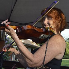 An image of RockViolinLady
