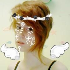 An image of glitch-y